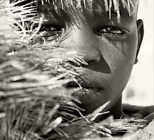African Boy by Andrew Lever