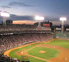 Fenway: Spotlight on Game by PhotoPeep
