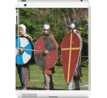 Medieval Fighters iPad Case/Skin