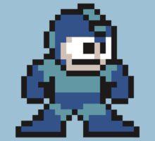 Megaman 8 Bit (Megaman) by CalvertSheik