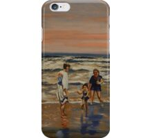 Last Rays Of The Day iPhone Case/Skin