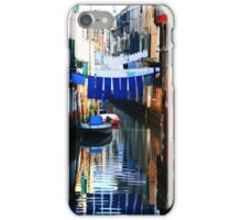 Quiet afternoon in Venice, Italy. iPhone Case/Skin