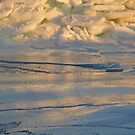 Ice in the Harbour by Heather Thorsen