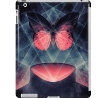 Beautiful Symmetry Surreal Butterfly iPad Case/Skin