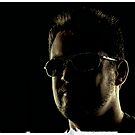 Self in shadow by jwinman
