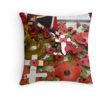 ARMISTICE DAY Throw Pillow