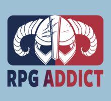 RPG Addict Kids Tee