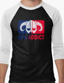 RPG Addict Men's Baseball ¾ T-Shirt