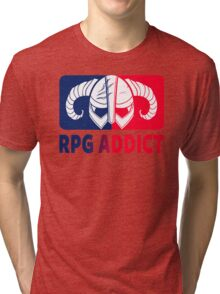 RPG Addict Tri-blend T-Shirt