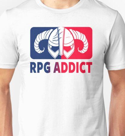RPG Addict Unisex T-Shirt