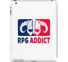 RPG Addict iPad Case/Skin