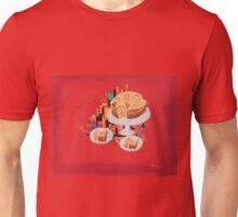 Dine In Or Out Unisex T-Shirt