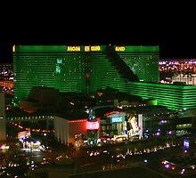 South Las Vegas Strip by urbanphotos