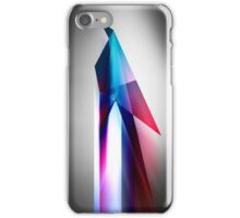 Origami Bird Vector Art Poster iPhone Case/Skin