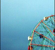 Wonder Wheel by Brightnewthings