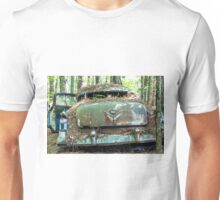 Old Caddy from Rear Unisex T-Shirt