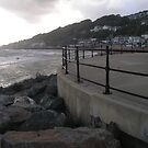 The Shores of Ventnor by lissygrace