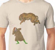 A Tigers Dinner. Unisex T-Shirt
