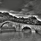 Ponte della Maddalena aka Devil&#x27;s Bridge by paolo1955