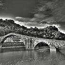 Ponte della Maddalena aka Devil's Bridge by paolo1955