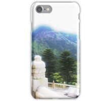 Just Take It Naturally iPhone Case/Skin