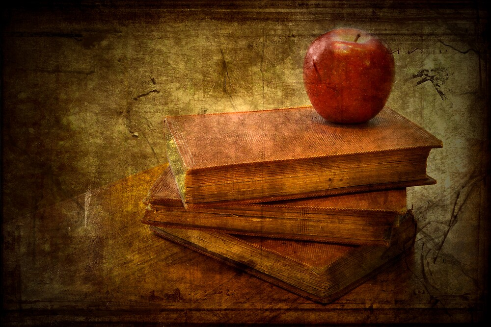 For Teacher by Michael  Petrizzo