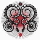 Mystical Snake by Zehda