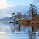 Loch Rannoch by Lindamell