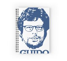 Guido + Guido Spiral Notebook