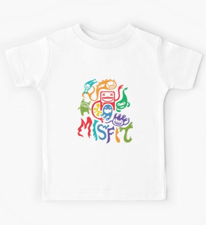 Misfits  Kids Clothes