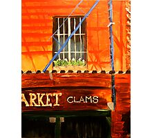 South Street. 16 x 20. Acrylic Painting. Photographic Print