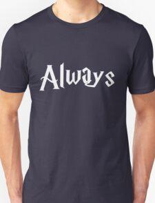 "Harry Potter- ""Always"" Unisex T-Shirt"