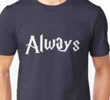 "Harry Potter- ""Always"" Unisex T-Shirt"