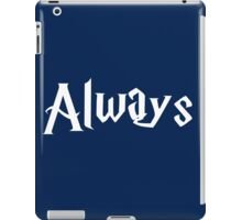 "Harry Potter- ""Always"" iPad Case/Skin"