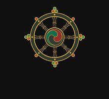 Buddhist Wheel of Dharma T-Shirt