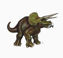 Triceratops by Jan Szymczuk