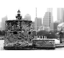 Fort Denison - Sydney, NSW, Australia Photographic Print