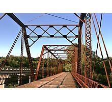 Brazos Point Bridge Photographic Print