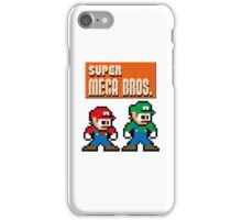 Super Mega Bros. iPhone Case/Skin