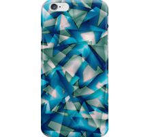 Shinning Triangles iPhone Case/Skin