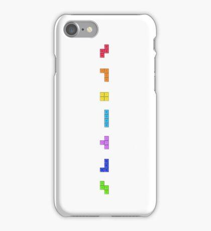 Tetriminos iPhone Case/Skin