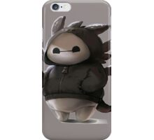 Baymax like as toothless the dragons iPhone Case/Skin