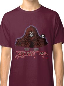 GRIM REAPER AND SIDE KICK/ TRUST ME Classic T-Shirt