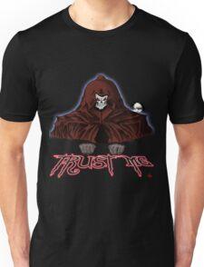 GRIM REAPER AND SIDE KICK/ TRUST ME Unisex T-Shirt