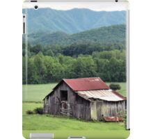 """Down in the Valley ""... prints and products iPad Case/Skin"
