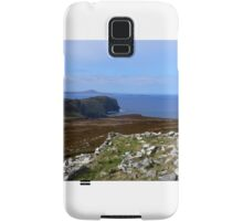 Horn Head, Donegal, Ireland Samsung Galaxy Case/Skin