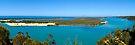 Lakes Entrance Victoria Australia Panorama by DavidIori