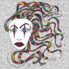 Dreadlock Muse by Octavio Velazquez