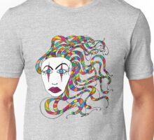 Dreadlock Muse Unisex T-Shirt