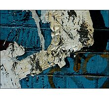 Street Abstract Art 07 Photographic Print